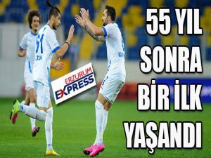 55 YIL SONRA BİR İLK