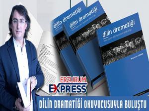 """Doç.Dr. Bünyamin Aydemir'in yeni kitabı çıktı: """"Dilin Dramatiği"""""""