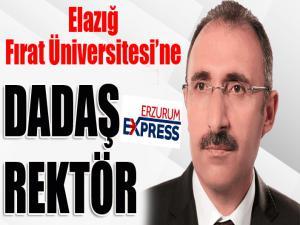 Elazığ Fırat Üniversitesi'ne Dadaş Rektör....
