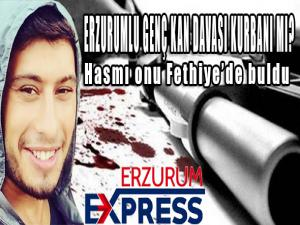 Fethiye'de kan davası cinayeti