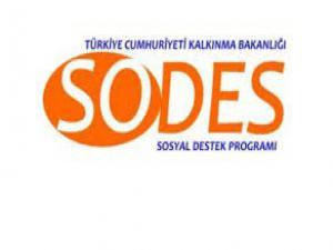 SODES'den Erzurum'a tam destek