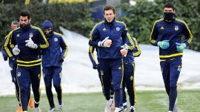 Fenerbahçe'de Kayserispor maçı hazırlıkları başladı