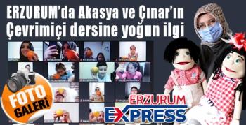Akasya ve Çınar'la keyifli eğitim