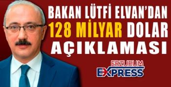 BAKAN ELVAN'DAN