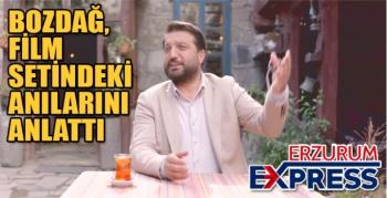 BOZDAĞ'IN ANILARI GÜLÜMSETTİ.