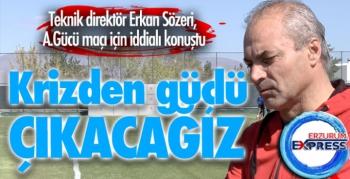 Erkan Sözeri'den iddialı açıklamalar...