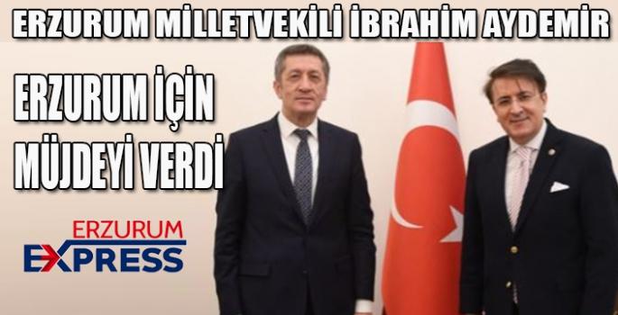 - Milletvekili Aydemir müjde verdi