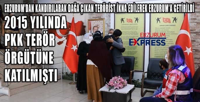 Terör örgütü tarafından kandırılan bir kişi daha ikna edilerek Türkiye'ye getirildi