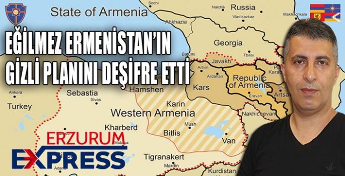 Türkiye karşıtı derin bir proje: 'Sözde Batı Ermenistan Cumhuriyeti'