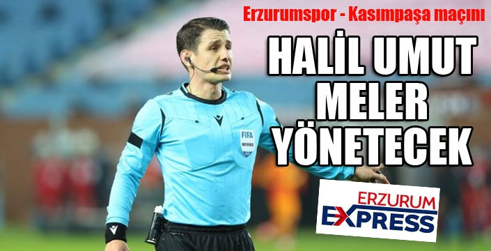 Süper Lig'de 40. haftanın hakemleri açıklandı